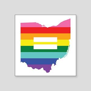 Ohio equality Sticker