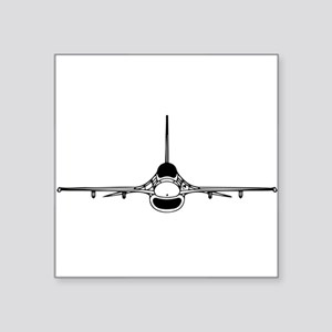 F-16 Fighting Falcon (front) Sticker