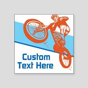 Custom Motocross Bike Design Sticker
