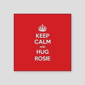 Hug Rosie Sticker