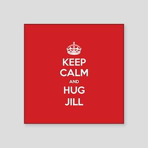 Hug Jill Sticker