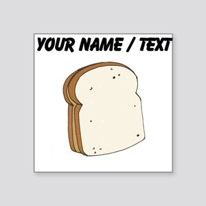 Custom Peanut Butter Sandwich Sticker