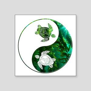 YN Turtle-03 Sticker