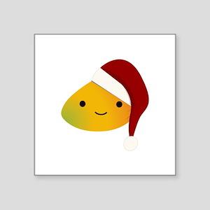 Christmas Mango Sticker