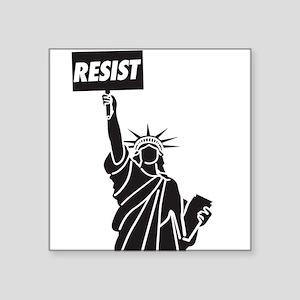 Resist Sticker