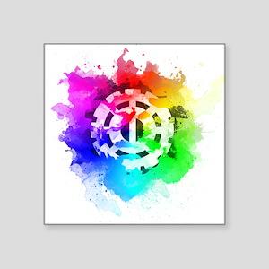 The 100 Heda (Pride Version) Sticker