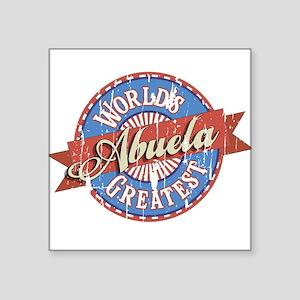 World's Greatest Abuela Sticker
