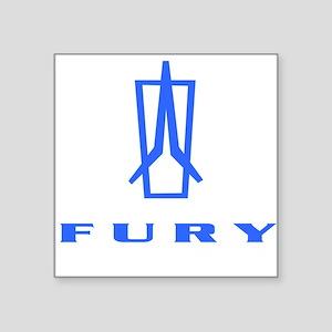Fury Sticker