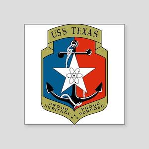 USS Texas (CGN 39) Sticker