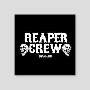 """SOA Reaper Crew Square Sticker 3"""" x 3"""""""