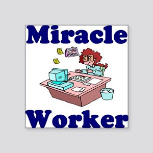 Secretary Square Sticker