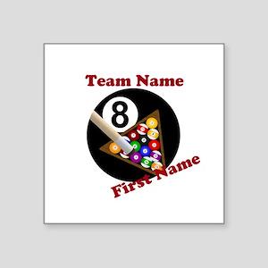 Personalized Square Sticker