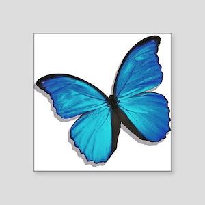 bluemorph4T Sticker
