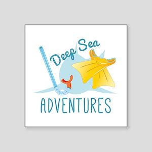 Deep Sea Adventures Sticker