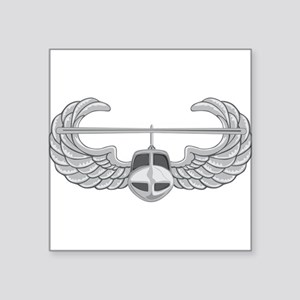 "Air Assault Square Sticker 3"" x 3"""