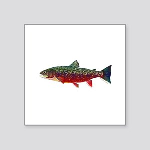 Brook Trout v2 Sticker