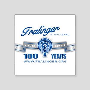 Fralinger 100th Anniversary Sticker