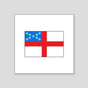 Episcopal Flag Sticker