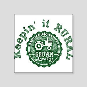 Keepin it RURAL 02 Sticker