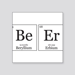 BeEr [Chemical Elements] Sticker