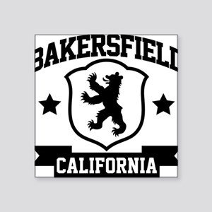 """bakers01 Square Sticker 3"""" x 3"""""""