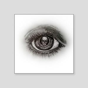 """Eye-D Square Sticker 3"""" x 3"""""""
