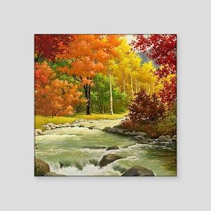 Autumn Landscape Sticker