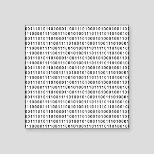 Binary Code 101 Sticker