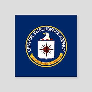 CIA Flag Sticker