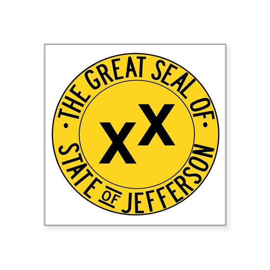 State of Jefferson Seal