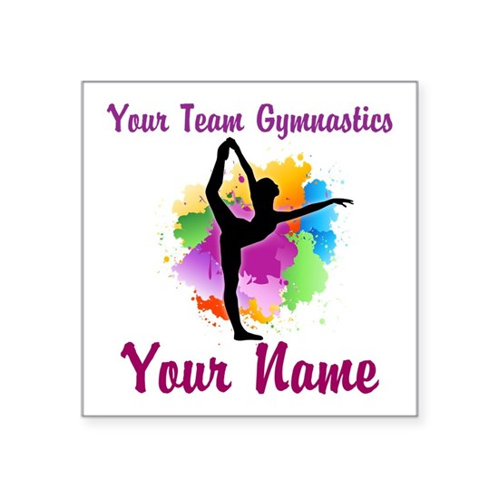 Customizable Gymnastics Team