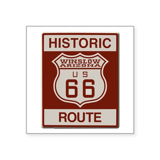Winslow Historic Route 66