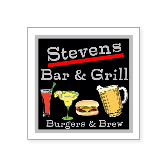 Personalized Bar and Grill