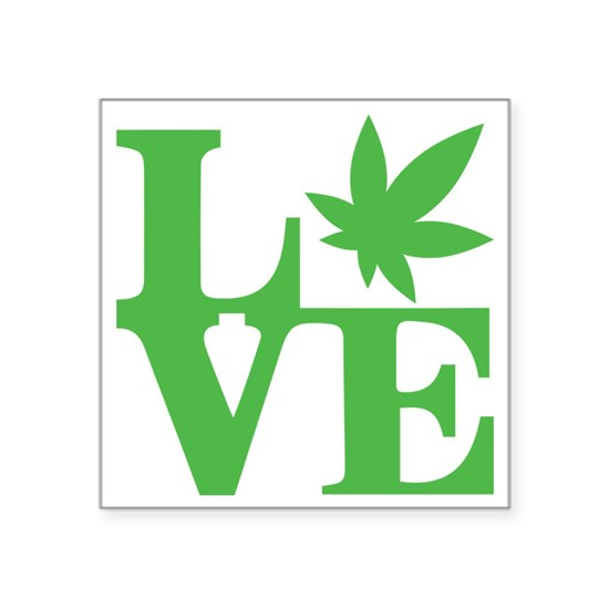 WeedLove (Kelly Green)