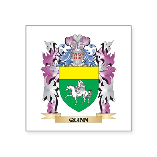 Quinn Coat of Arms - Family Crest