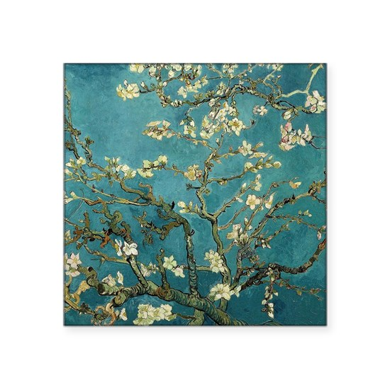Van Gogh Almond Branches In Bloom