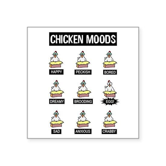 Chicken Moods