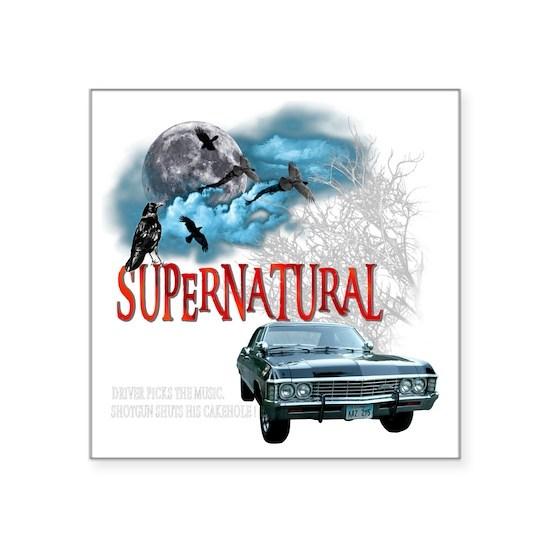 SUPERNATURAL 1967 chevrolet impala Driver Picks t