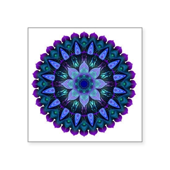 Evening Light Mandala