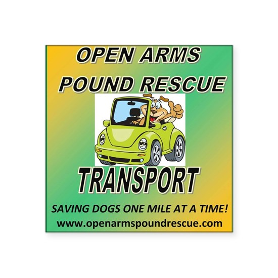 OPEN ARMS POUND RESCUE TRANSPORT