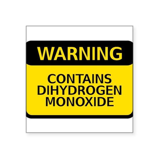 dihydrogen monoxide