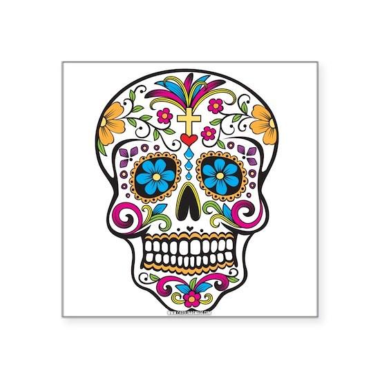 Day of The Dead Sugar Skull, Halloween