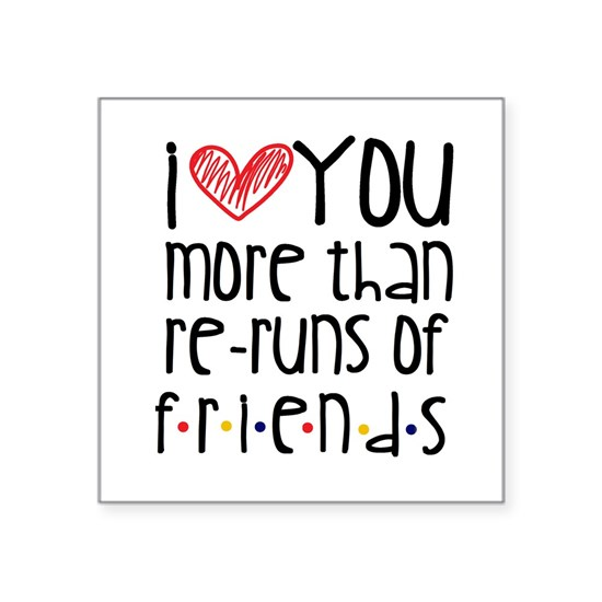 Love You More than Friends