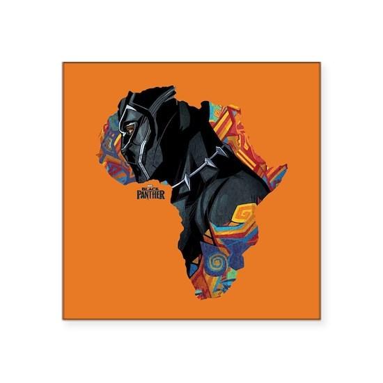 Black Panther Africa