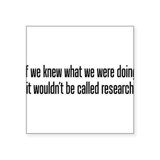 research black