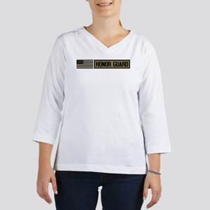 Military: Honor Guard 3/4 Sleeve T-shirt