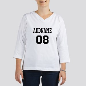 Custom Sports Theme 3/4 Sleeve T-shirt