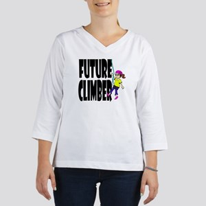 future climber2 3/4 Sleeve T-shirt