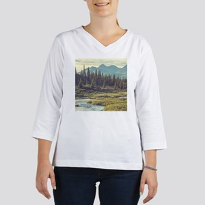Mountain Meadow 3/4 Sleeve T-shirt