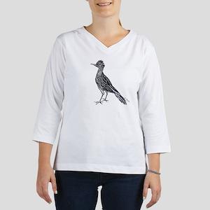 cool desert roadrunner 3/4 Sleeve T-shirt